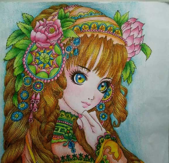 1 评 32 阅 萌萌的小公主  她是一个可爱的小姑娘.